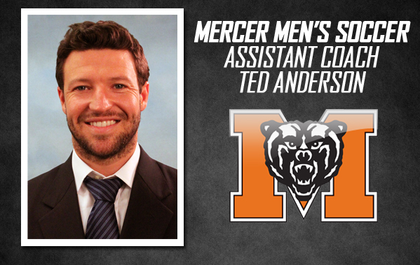 Men's Soccer Adds Anderson to Coaching Staff