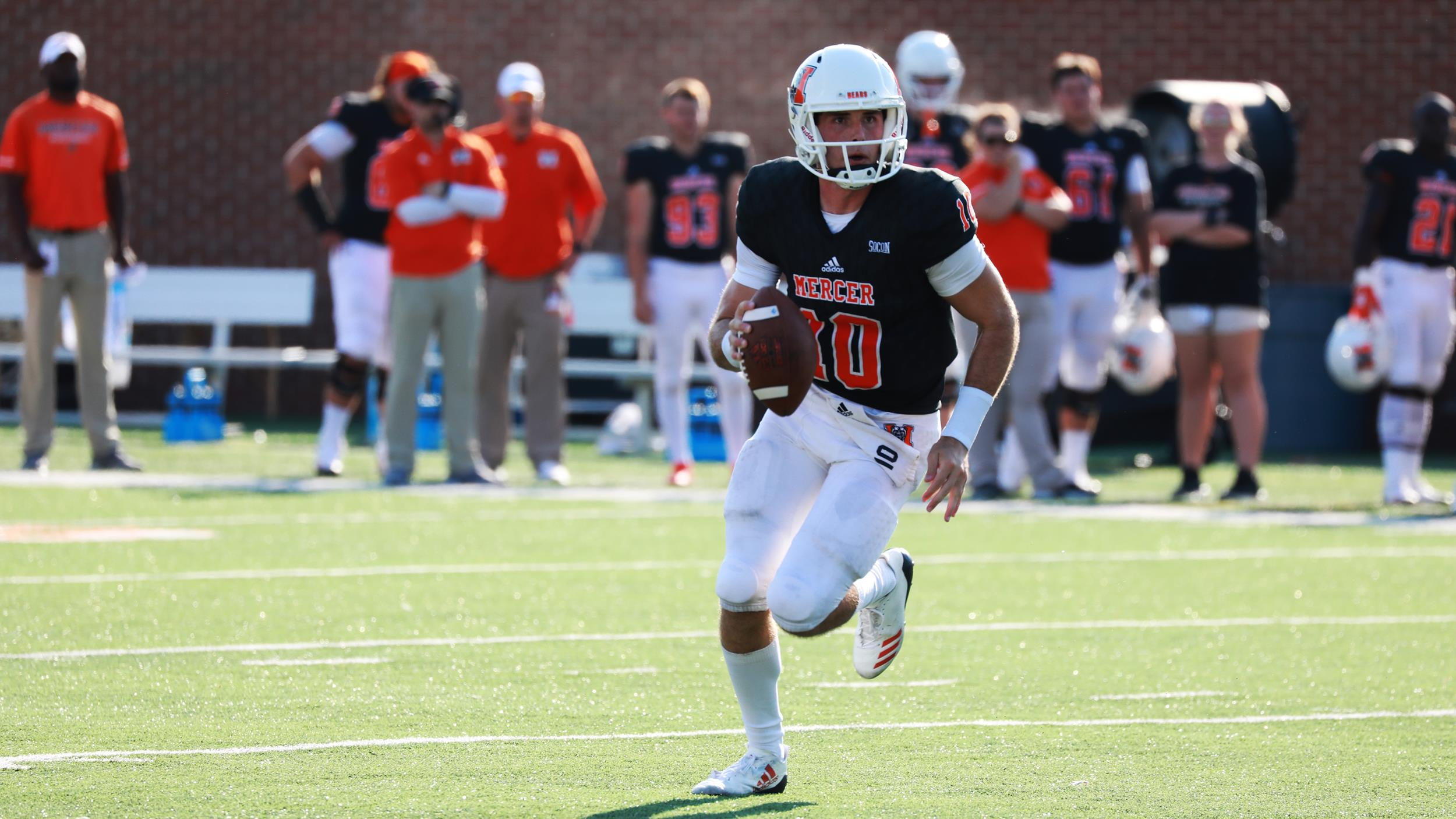 6f63331051f Robert Riddle Named to Jerry Rice Award Watch List - Mercer ...