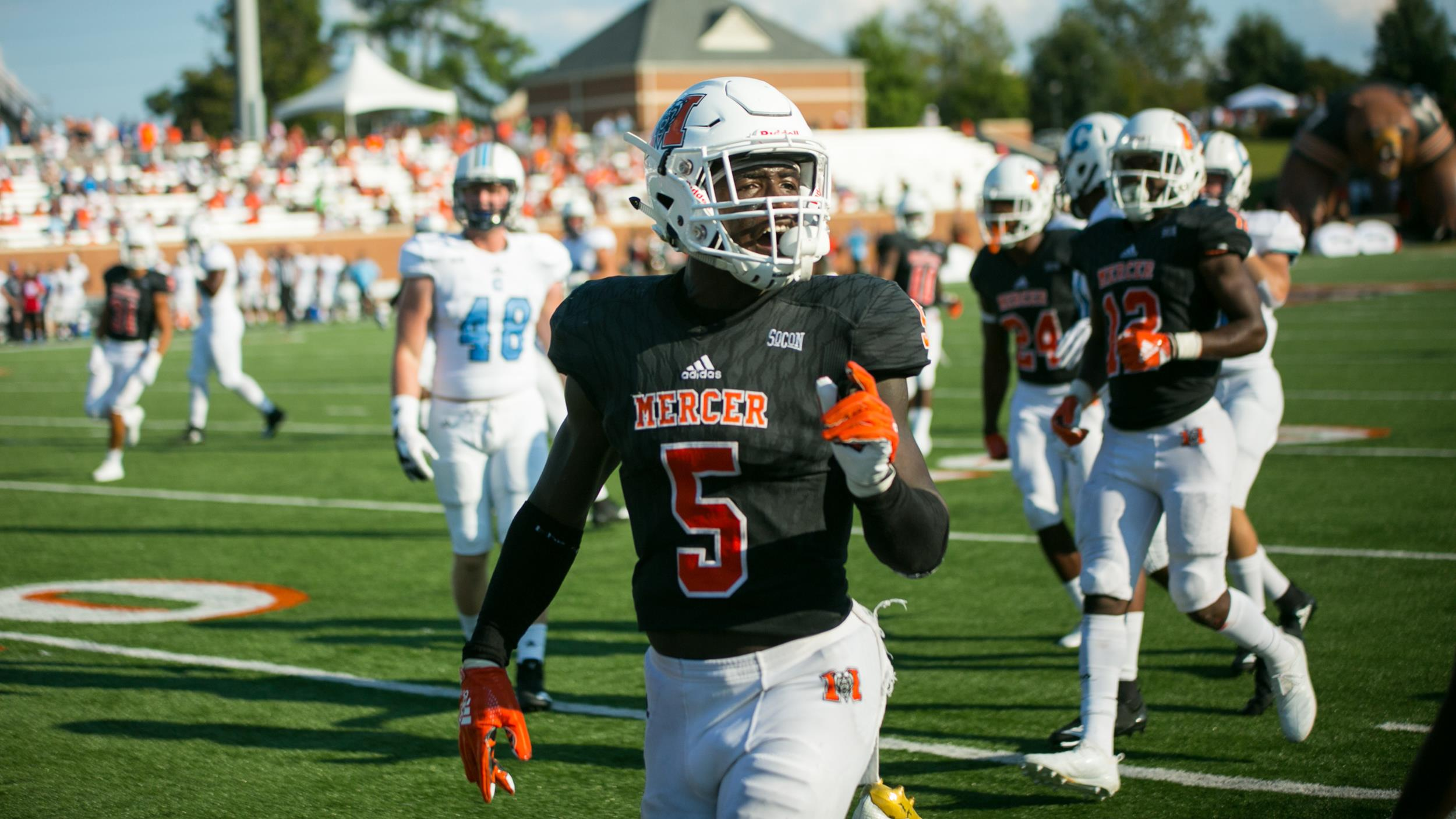 Mercer Prepped for First Clash with Yale   Mercer University Athletics